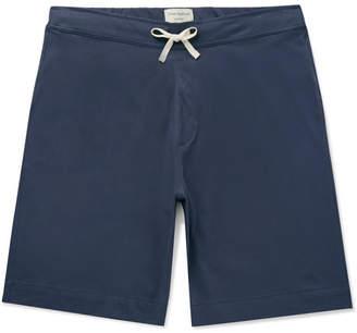 Oliver Spencer Loungewear York Supima Cotton-Jersey Shorts