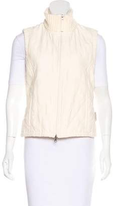 Columbia Zip-Up Knit Vest