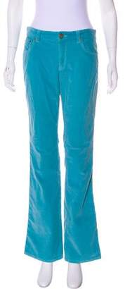 Marc Jacobs Marc by Mid-Rise Corduroy Pants