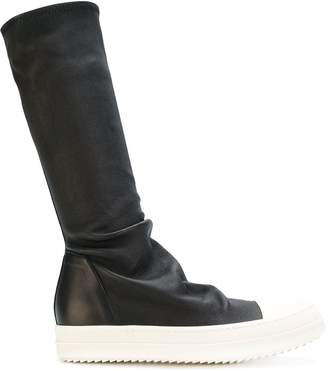 Rick Owens sock sneakers