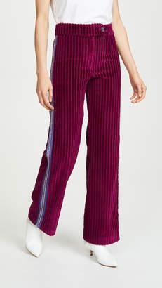 Mira Mikati Velvet Pants