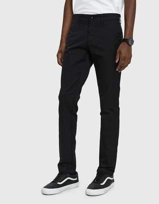 Carhartt Wip Sid Twill Pant in Black