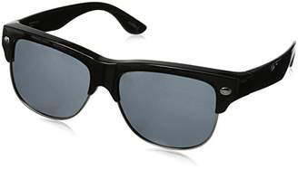 Solar Shield Unisex-Adult Fairfax 2NFGE0.COM Polarized Round Sunglasses