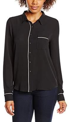 BZR Women's Aja Long Sleeve Shirt,(Manufacturer Size:34)