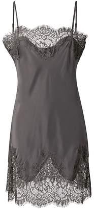 Gold Hawk longline camisole top