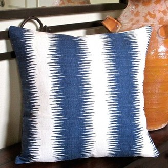 Artisan Pillows Geometric Stripe Modern Pillow Cover Artisan Pillows