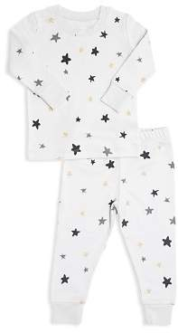 Tun Tun Unisex Star-Print Pajama Shirt & Pants Set - Baby