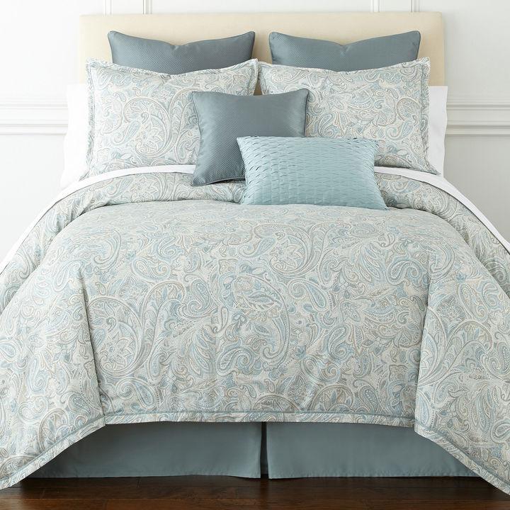Liz Claiborne Amhurst 4 Pc Paisley Comforter Set Shopstyle