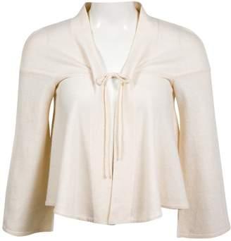 Lutz & Patmos White Cashmere Knitwear