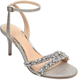 Badgley Mischka Jewel Badley Mischka Jarrel Ankle Strap Sandal