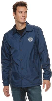 Vans Men's Onlyed Coaches Jacket