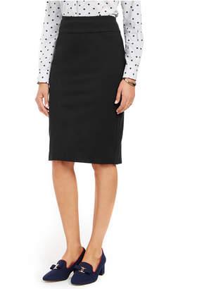 Charter Club Ponte-Knit Pencil Skirt