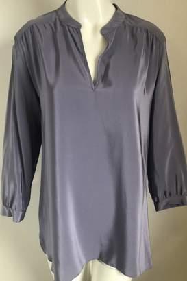 Amanda Uprichard Lavender V-Neck Tunic