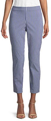 INC International Concepts Striped Pull-On Pants