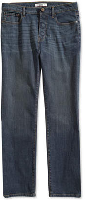 Tommy Hilfiger Adaptive Men Relaxed Oscar Jeans with Magnetic Fly