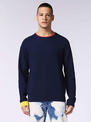 Diesel Sweaters 0WAQU - Blue - L