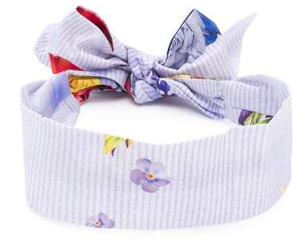 Lapin House floral detailed head band
