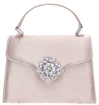 Nina Imitation Pearl Ornament Lady Bag
