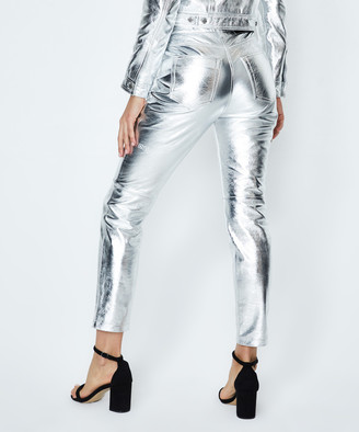 Ksubi Dreams Pant Silver