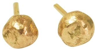 Lily Flo Jewellery - Solid Gold Stud Earrings