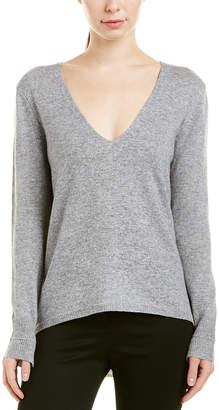 Halston Wool & Cashmere-Blend Sweater