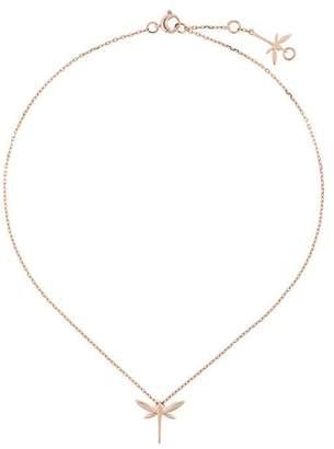 Anapsara mini dragonfly necklace