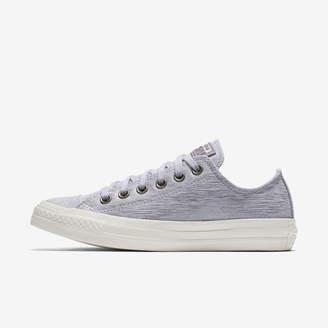 Nike Converse Chuck Taylor All Star Precious Metal Suede Low TopWomens Shoe