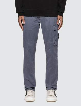 Stone Island Slim Fit Pants With Pocket