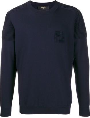 Fendi classic knit jumper