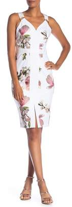 Ted Baker Harmony Contrast Panel Dress