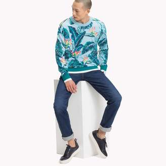 Tommy Hilfiger Tropical Print Sweater