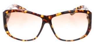 Gucci GG Tortoiseshell Sunglasses