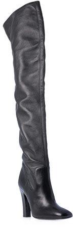 Yves Saint Laurent Joan thigh-high boots