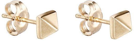 Wendy Nichol Women's Small Pyramid Stud Earrings