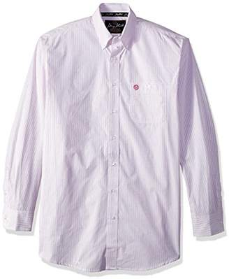 Wrangler Men's George Strait Big and Tall One Pocket Shirt
