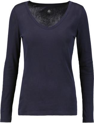 Petit Bateau Cotton-jersey top $65 thestylecure.com