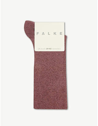 Falke Shiny metallic ankle socks