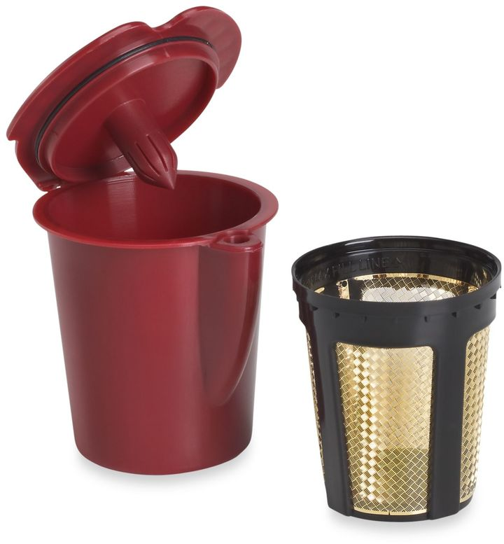 Solofill® V1 Gold Refillable Filter Cup for Keurig® Vue Brewing Systems