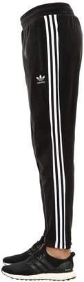 adidas Cozy Cotton Blend Velour Pants