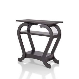 Furniture of America Cadence Contemporary Console Table, Espresso