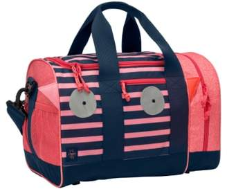 Lassig Mini Sports Bag with Glow-in-the-Dark Eyes