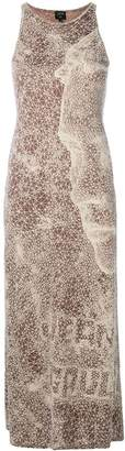 Jean Paul Gaultier Pre-Owned optical printed long dress