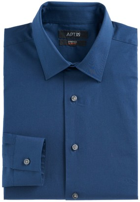 Apt. 9 Men's Slim-Fit Premier Flex Collar Stretch Dress Shirt