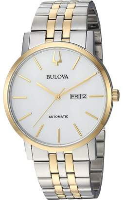 Bulova Classic Automatic - 98C130 Watches