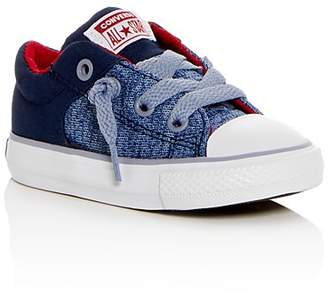 Converse Boys' Chuck Taylor All Star High Street Slip-On Sneakers - Walker, Toddler