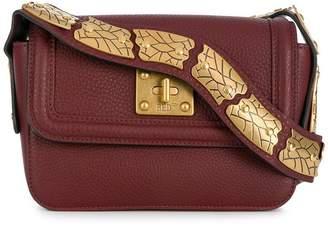 RED Valentino snake strap shoulder bag