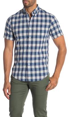 J.Crew J. Crew Short Sleeve Woven Print Shirt