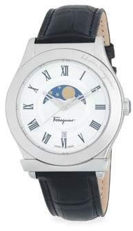 Salvatore Ferragamo Quartz Stainless Steel 40MM Watch