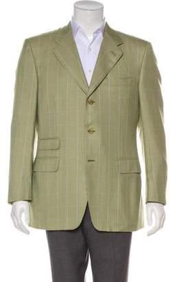 Canali Cashmere & Silk Blazer