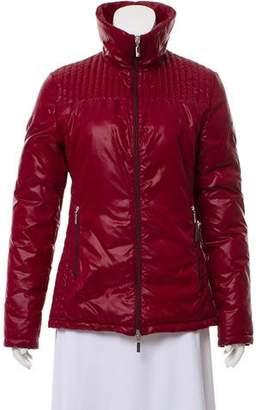 Moncler Short Puffer Coat